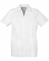 4a99cf59078 Dickies Professional Whites 2879 Stand Collar Detail Top