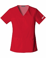 Cherokee Pro-Flexibles 2968 V-neck Top