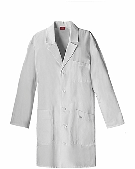 Dickies Everyday Scrubs 83404 Unisex 37 Quot Ipad Lab Coat
